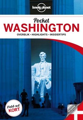 Pocket Washington Lonely Planet 9788771489767