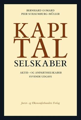 Kapitalselskaber Peer Schaumburg-Müller, Bernhard Gomard 9788757496451