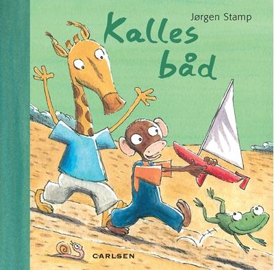 Kalles båd Jørgen Stamp 9788711460528