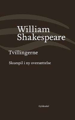 Tvillingerne William Shakespeare 9788702208283