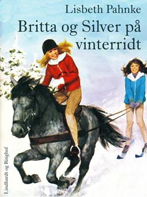 Britta og Silver på vinterridt Lisbeth Pahnke 9788711519462