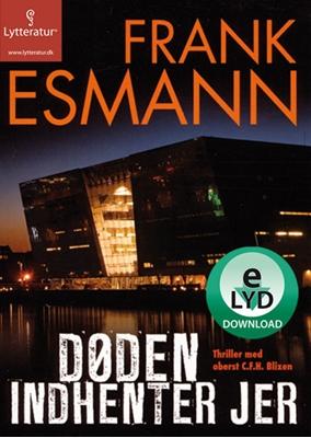Døden indhenter Jer Frank Esmann 9788771304428