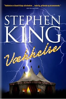 Vækkelse Stephen King 9788793166875