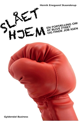 Slået hjem Henrik Enegaard Skaanderup 9788702120363