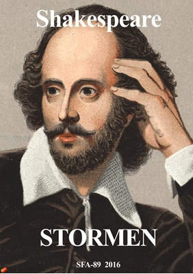 Stormen William Shakespeare 9788771941029