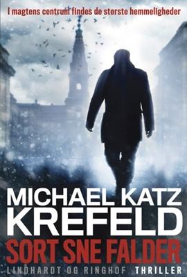 Sort sne falder Michael Katz Krefeld 9788711385937
