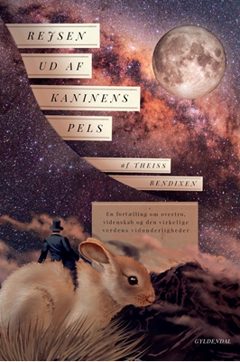 Rejsen ud af kaninens pels Theiss Bendixen 9788702233162