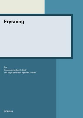 Frysning Peter Zeuthen, Leif Bøgh-Sørensen 9788791319693