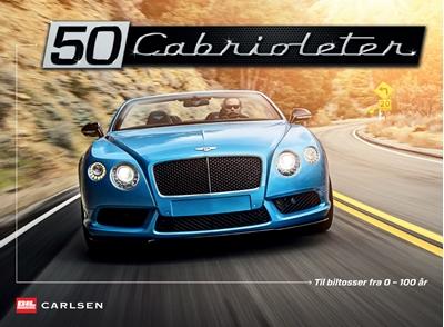 50 cabrioleter Steen Bachmann 9788711448731