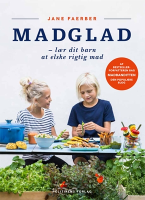 Madglad Jane Faerber 9788740032352