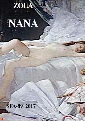 Nana Emile Zola 9788771941548