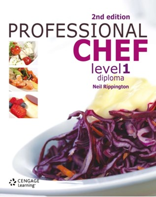 Professional Chef Level 1 Diploma Neil (Colchester Institute) Rippington 9781408039083