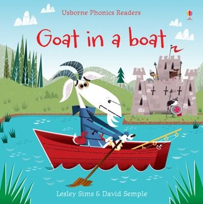 Goat in a Boat Sam Taplin 9781409580416