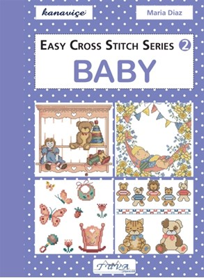 Easy Cross Stitch: Baby Maria Diaz 9786055647506