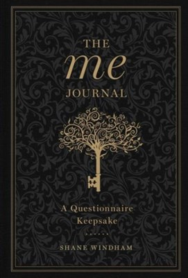 The Me Journal Shane Windham 9781454919339