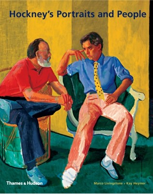 Hockney's Portraits and People Kay Heymer, Marco Livingstone 9780500292341