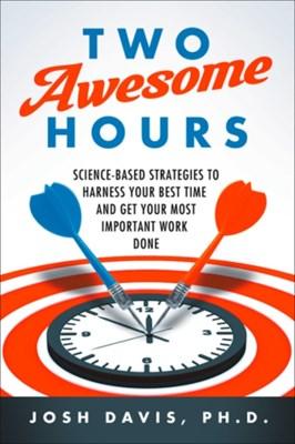 Two Awesome Hours Josh Davis 9780062326126