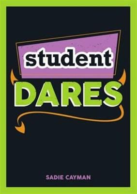 Student Dares Sadie Cayman 9781849539456