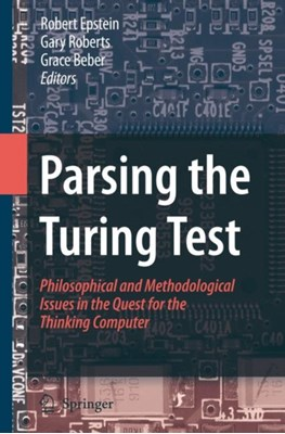 Parsing the Turing Test  9781402096242