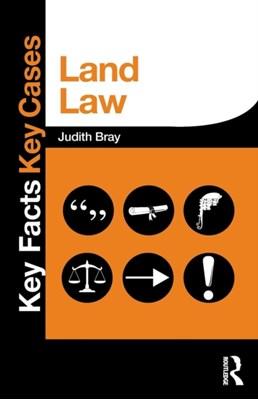 Land Law Judith (University of Buckingham Bray 9780415833332