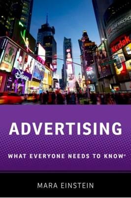 Advertising Mara (Professor of Media Studies Einstein 9780190625894