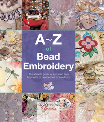 A-Z of Bead Embroidery Country Bumpkin Publications 9781782211662