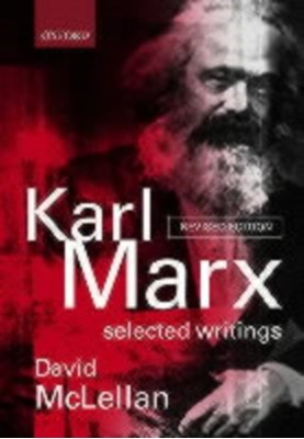 Karl Marx: Selected Writings Karl Marx 9780198782650