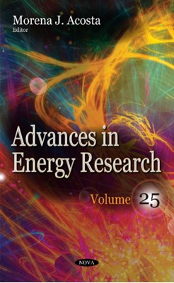 Advances in Energy Research  9781536100129