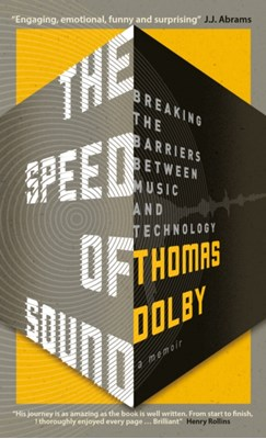 The Speed of Sound Thomas Dolby 9781785781957