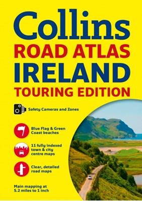 Collins Ireland Road Atlas Collins Maps 9780008183721