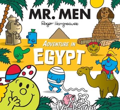 Mr. Men Adventure in Egypt  9781405283021