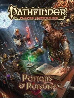 Pathfinder Player Companion: Potions & Poisons Paizo Staff 9781640780002
