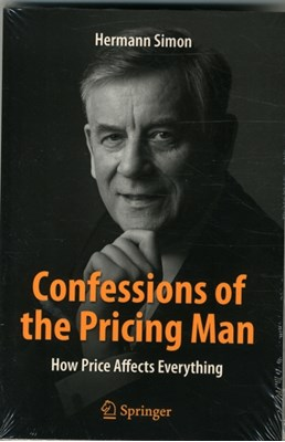 Confessions of the Pricing Man Hermann Simon 9783319203997