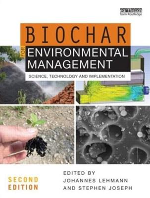 Biochar for Environmental Management  9780415704151