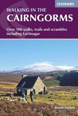 Walking in the Cairngorms Ronald Turnbull 9781852848866
