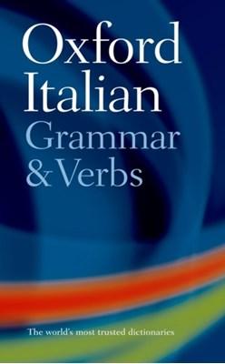 Oxford Italian Grammar and Verbs Colin McIntosh 9780198603818