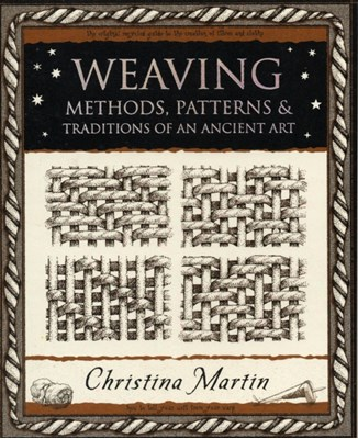 Weaving Christina Martin 9781904263555