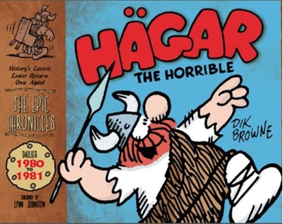 Hagar the Horrible Dik Browne 9781781167151