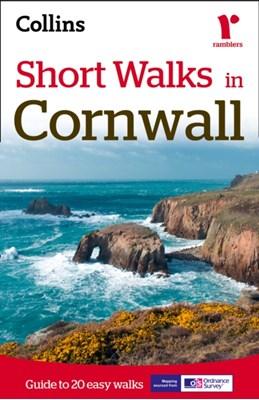 Short Walks in Cornwall Collins Maps 9780008101558