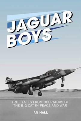 Jaguar Boys Ian Hall 9781909808157