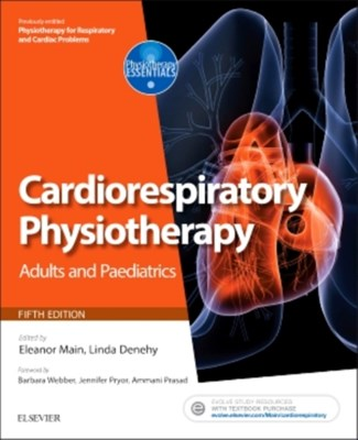 Cardiorespiratory Physiotherapy: Adults and Paediatrics  9780702047312