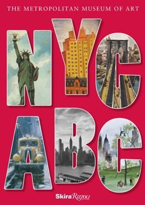 NYC ABC Metropolitan Musuem of Art 9780789325976