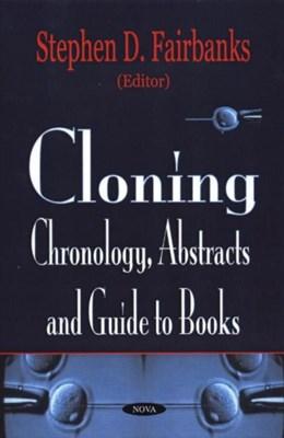 Cloning  9781590338797
