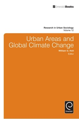 Urban Areas and Global Climate Change  9781781900369
