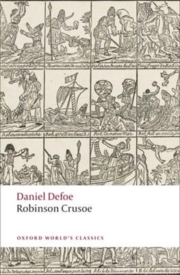 Robinson Crusoe James Kelly, Daniel Defoe 9780199553976