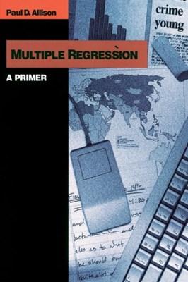 Multiple Regression Paul D. Allison 9780761985334
