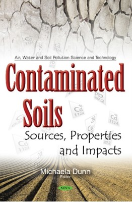 Contaminated Soils  9781634854498