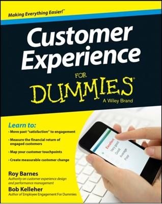 Customer Experience For Dummies Bob Kelleher, Roy Barnes 9781118725603