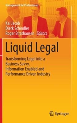 Liquid Legal  9783319458670