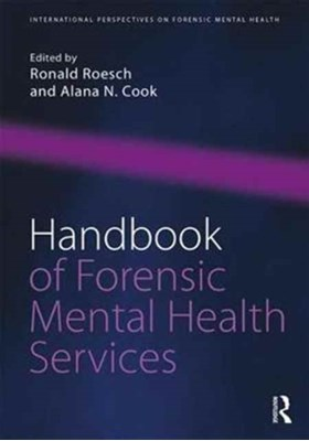 Handbook of Forensic Mental Health Services  9781138645950